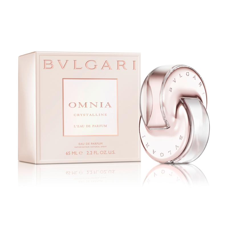 正規品【BVLGARI】Omnia Crystalline L'eau De Parfum EDP SP 65ml WOMEN'S【ブルガリ】オムニア クリスタリン オーデパルファム 65ml【香水・フレグランス:フルボトル:レディース・女性用】【ブルガリ】【オムニア クリスタリン】