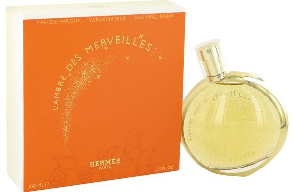 正規品【HERMES】L'ambre Des Merveilles EDP 100ml UNISEX【エルメス】アンブル デ メルベイユ オーデパルファム・スプレータイプ 100ml [ユニセックス・UNISEX・香水・フレグランス]