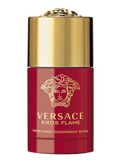 日本未発売!正規品【Versace】Versace Eros Flame Deodorant Stick 75ml WOMEN'S【ヴェルサーチ】エロス フレーム デオドラントスティック 75ml【香水・フレグランス系コスメ:デオドラント:レディース・女性用】【制汗剤】【女性向けデオドラント】
