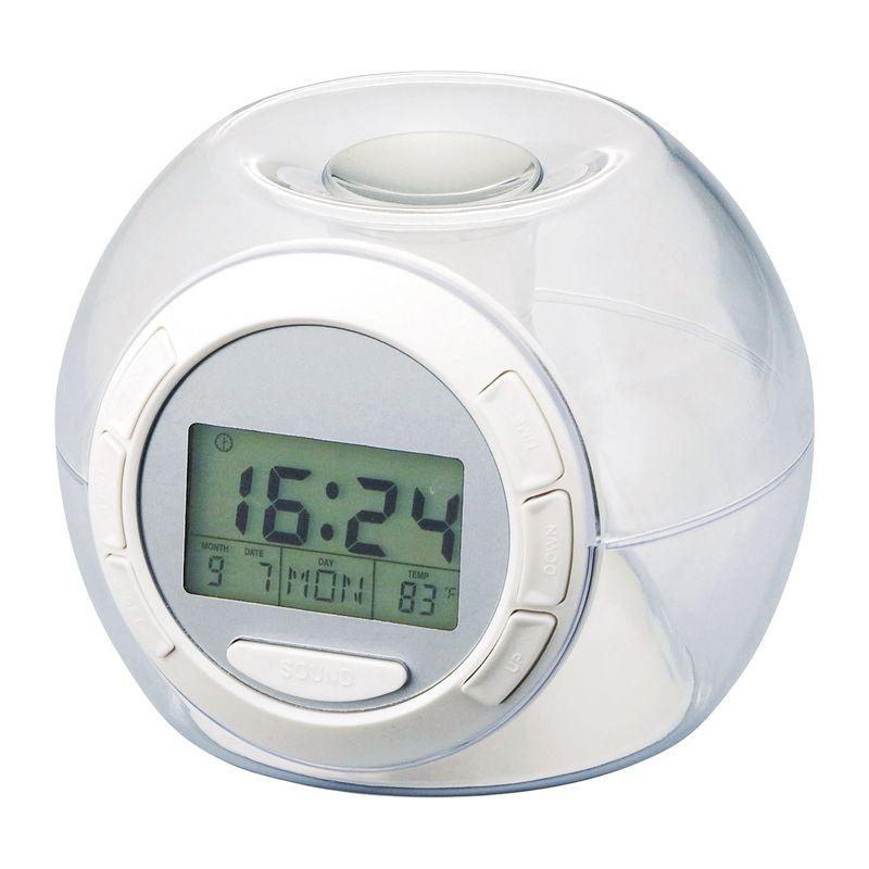 母の日 父の日 ギフト 誕生日プレゼント 当店限定販売 セール sale 家具 R 置き時計 再入荷/予約販売! 1026 インテリア 時計 サウンドデジタルクロック