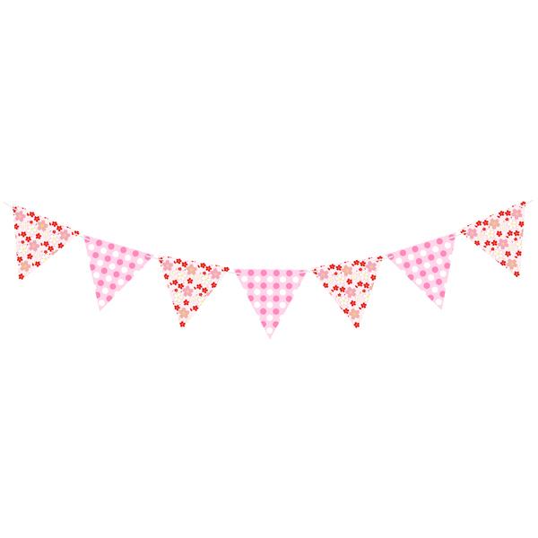 桜 店内 装飾 人気激安 飾り ディスプレイ 桜ミニフラッグ 店舗装飾 新商品!新型