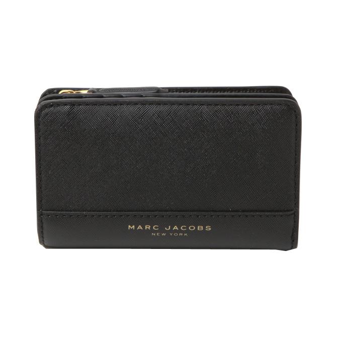 マーク バイ マークジェイコブス 財布 MARC BY MARC JACOBS 小銭入れ付き 二つ折り財布 NEW YORK m0014234 001