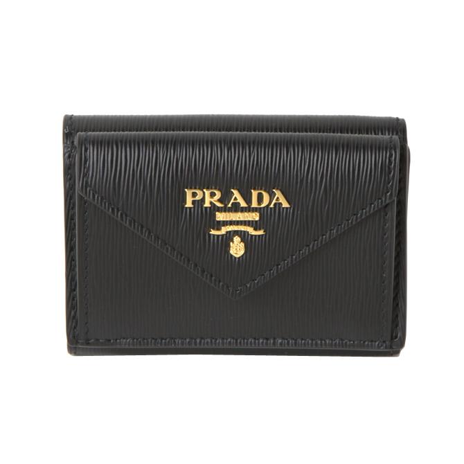 プラダ PRADA 財布 VITELLO MOVE 三つ折り 1mh021 2b6p f0002