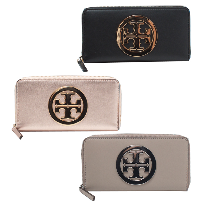 トリーバーチ TORYBURCH 財布 CHARLIE ZIP CONTINENTAL WALLET 長財布 小物 54391