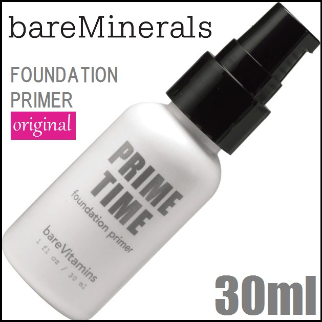 "Bareminerals prime time oil control 30 ml ""primer,"" ""0098132246182"""