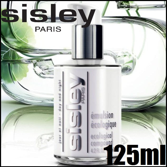 Sisley Ecological Compound 125ml≪Cosmetic Milky Liquid≫『3473311141002』