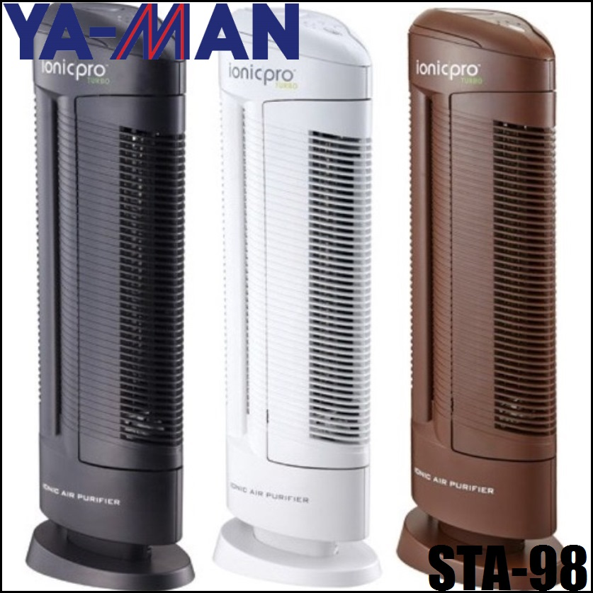 yaman ionicpro turbo sta98dust collection type air cleaner - Ionic Pro Air Purifier