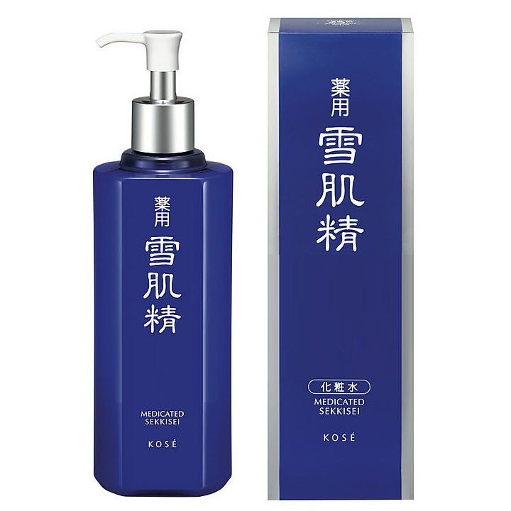 Kose Medicated Sekkisei 500ml≪Face Lotion≫『4971710234411』
