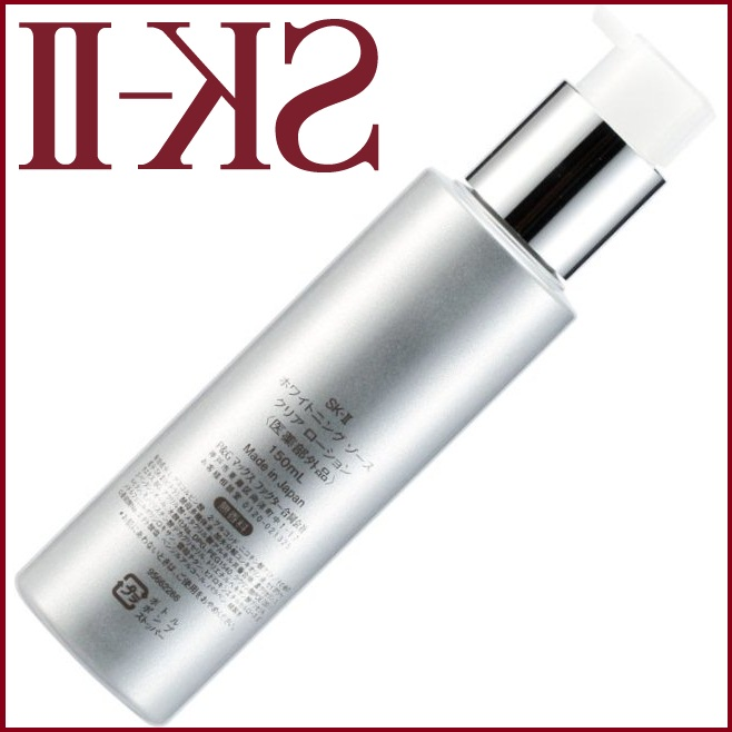 MaxFactor SK2 Whitening Source Clear Lotion 150ml≪Medicinal Whitening Clear Lotion≫『4979006035582』