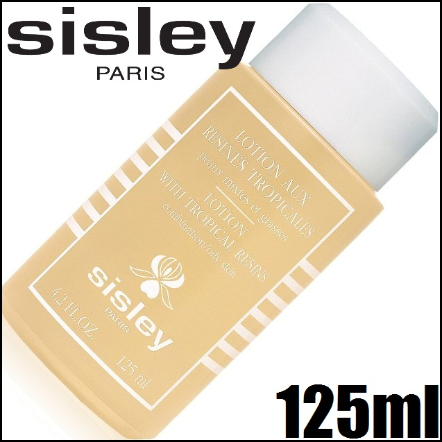 Sisley Tropical Lotion 125ml For Combination-Oily Skin≪Face Lotion≫『3473311071002』