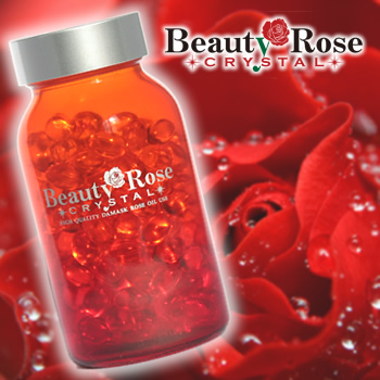 DR Beauty Rose Crystal 200cp×4p≪Fragrance Supplement≫『4545586001752』