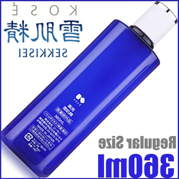 Kose Medicated Sekkisei 360ml≪Face Lotion≫『4971710107661』