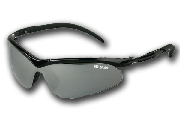 ハイゴールド偏光レンズサングラス
