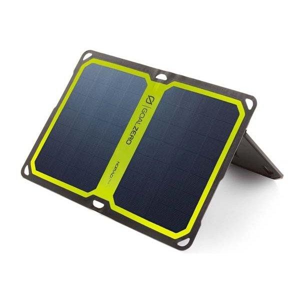 送料無料 Goal Zero NOMAD 7 PLUS V2 Solar Panel 最大出力7W ソーラーパネル 防災アウトドア小型 軽量 ソーラーパネル