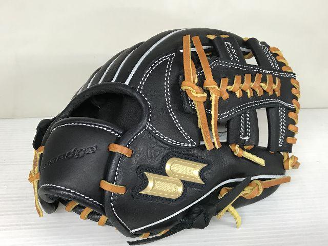 SSK エスエスケイ PRPEDGE プロエッジ 軟式 野球 少年用 内野手用 グラブ PEJ184F ブラック
