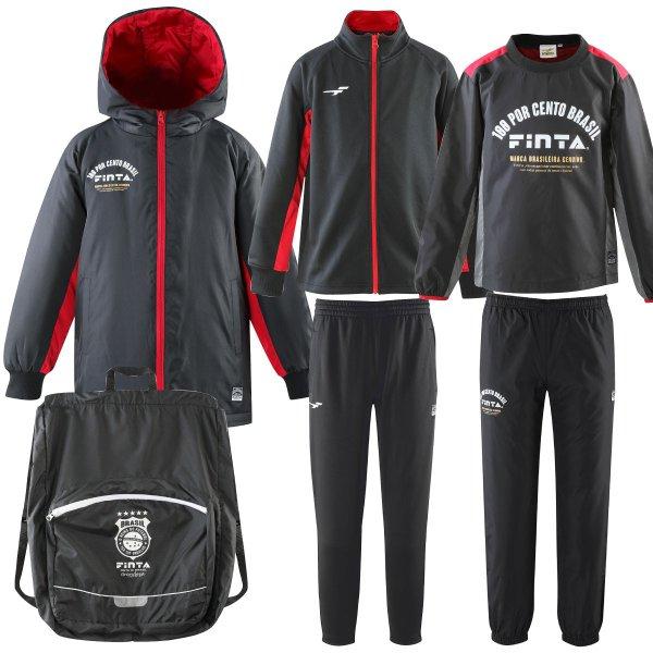 FINTA 1フィンタ 2020 福袋 G 【FINTA|フィンタ】ジュニアサッカー福袋 ジュニアフットサルウェアー福袋 FT7438G