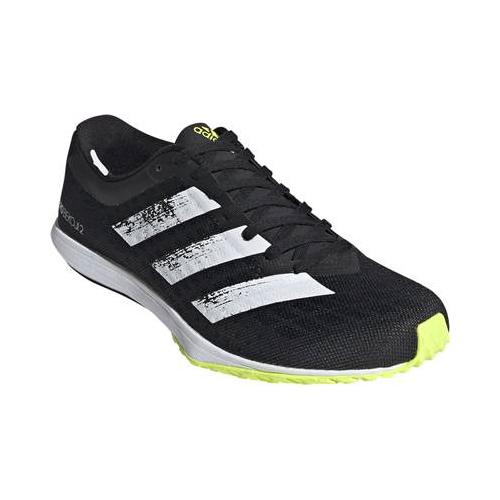 トラスト アディゼロ べコジ 2.0 新作 アディダス adidas 野球 ソフト ランニングシューズ トレシュー 靴 スポーツ トレーニングシューズ FW2200 メンズ コアブラック×フットウェアホワイト×ソーラーイエロー