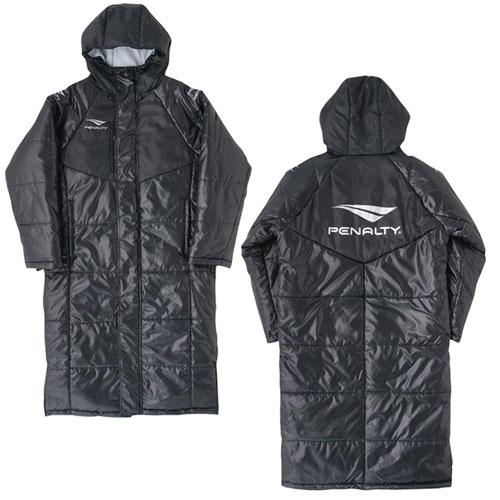 ロングコート (PO9421)ペナルティ(PENALTY) ベンチコート ロングコート 中綿コート