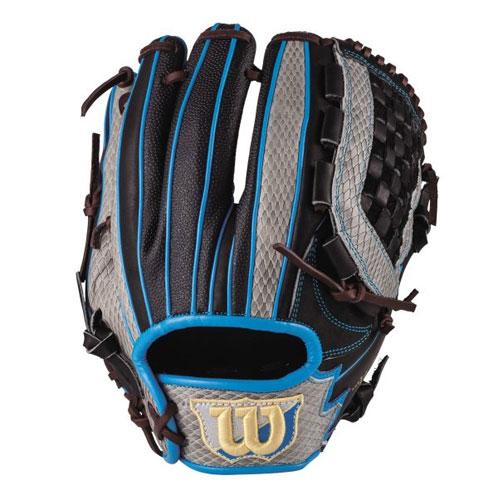 軟式 カラー グラブ THE WANNABE HERO D5型 内野 グローブ 永遠の定番 WTARHTD5M-90GHS 市場 ソフト Wilson ウィルソン 右投げ 野球