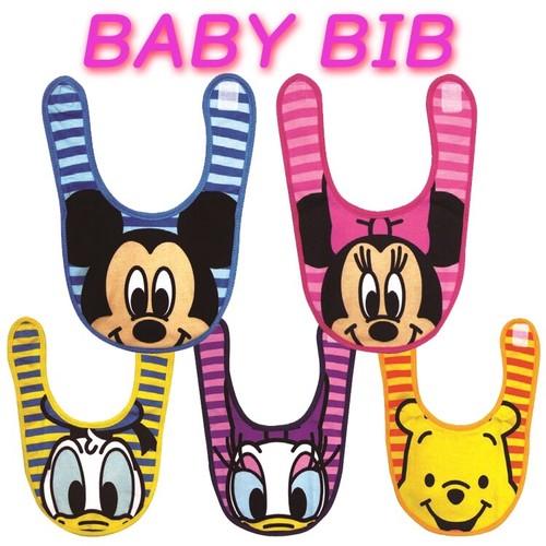 いつでも送料無料 超激安特価 赤ちゃんのよだれかけ Disney ディズニー AWDS6378_AWDS6382 アップ Mべビービブ