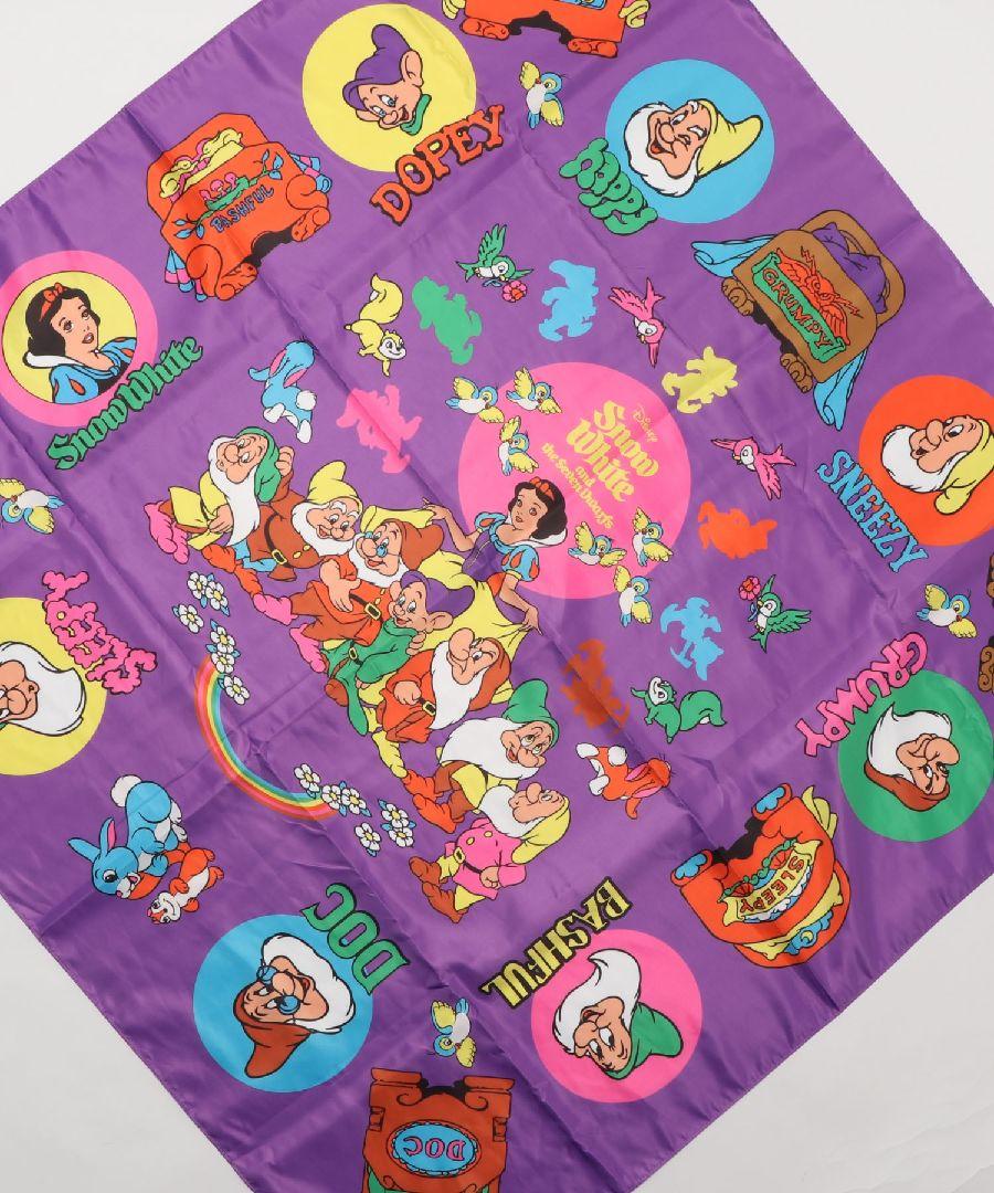 ディズニー NOSTALGICA ノスタルジカ の新ライン登場 Disney マルチクロス S 白雪姫 パープル 激安通販販売 APDS4520N 激安