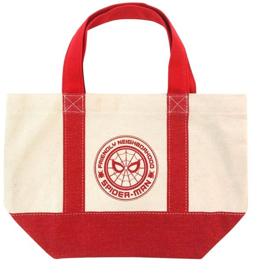 マーベル 卸直営 スパイダー ホームカミングスクール 卓越 マチ付バッグ マチ付きバッグ MARVEL スパイダーホームカミングスクール