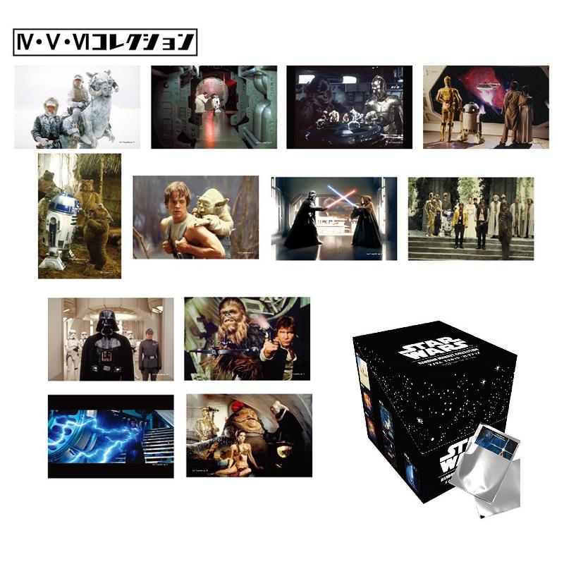 BOX販売☆12種すべて揃います STAR WARS 定番から日本未入荷 期間限定送料無料 スター ウォーズ エピソード4 全12種入 BOX 6 ブラインドマグネットコレクション SWST1027 5