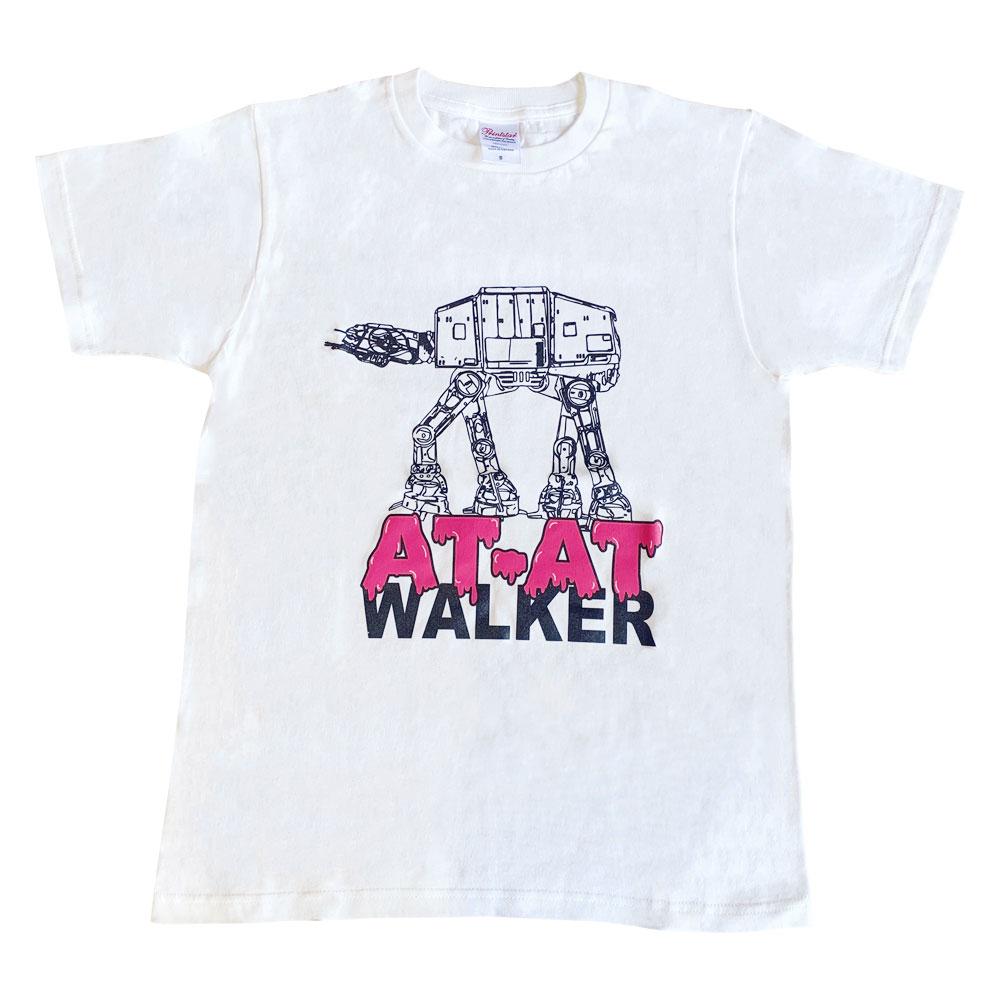 スター ウォーズ AT-AT T 購入 SALE 30%OFF ウォーカー AT-AT 白Tシャツ STAR WARS 驚きの値段で