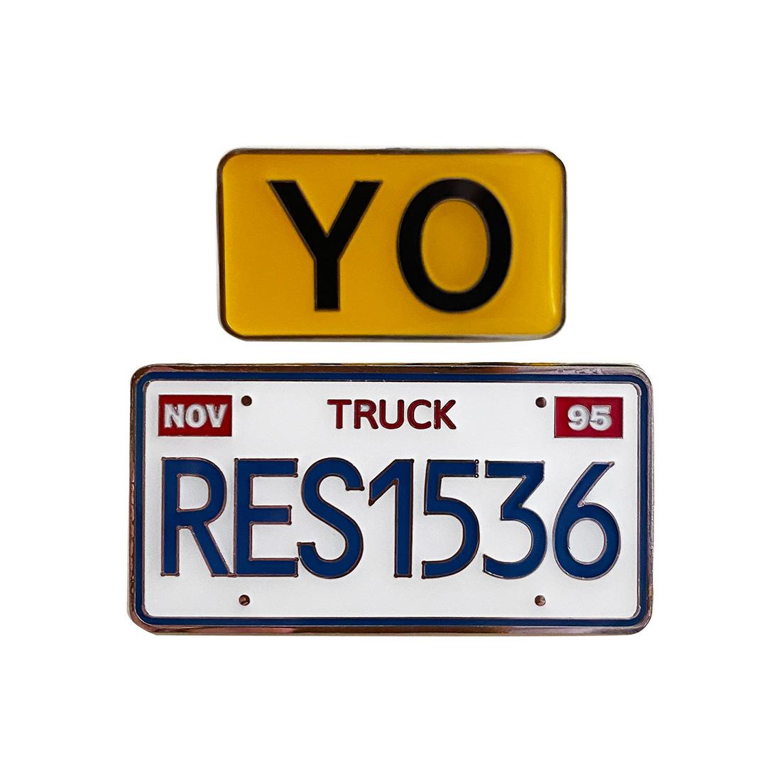 TOYSTORY ピザプラネットトラック ピンズ 大注目 Disney ディズニー トイ APDS5163EM 即納最大半額 ストーリー PLANET PIZZA TRUCK