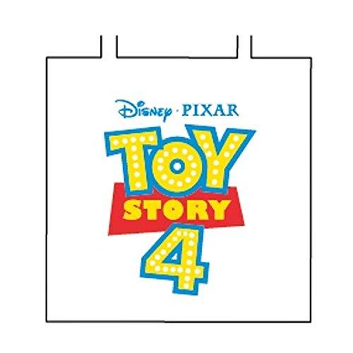 注目商品 トイ ストーリー4 カラートートバッグ Disney APDS4287 ディズニー ピクサー カラートート 売り出し 毎日続々入荷 ロゴ