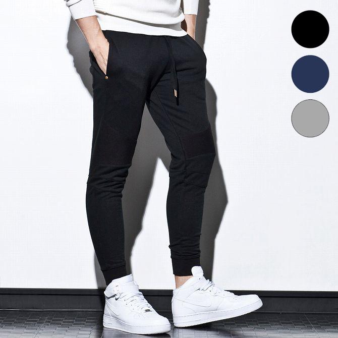 1PIU1UGUALE3 RELAX ウノピゥウノウグァーレトレ バイカー スウェット ジョガー パンツ 年間定番 メンズ ズボン 部屋着 ブランド おしゃれ 毎週更新 ボトムス かっこいい ウノピュウ ウェア