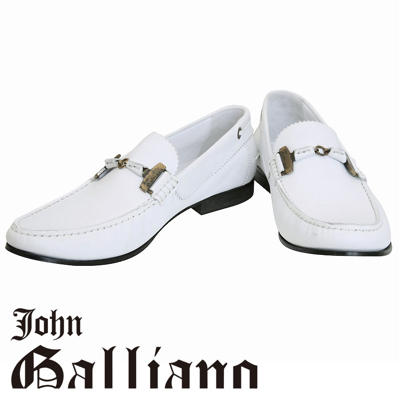 John Galliano Mocassin Hr30r
