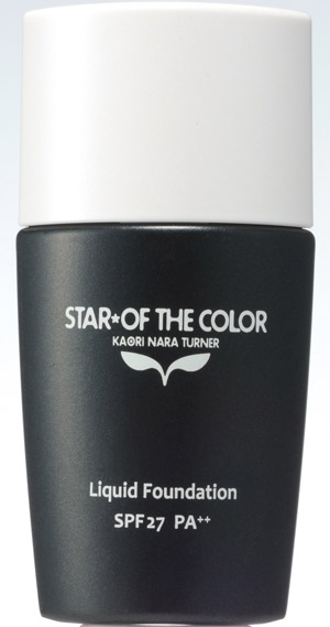 STAR★OF THE COLOR(sutaobuzakara)液状粉底(要点)30g