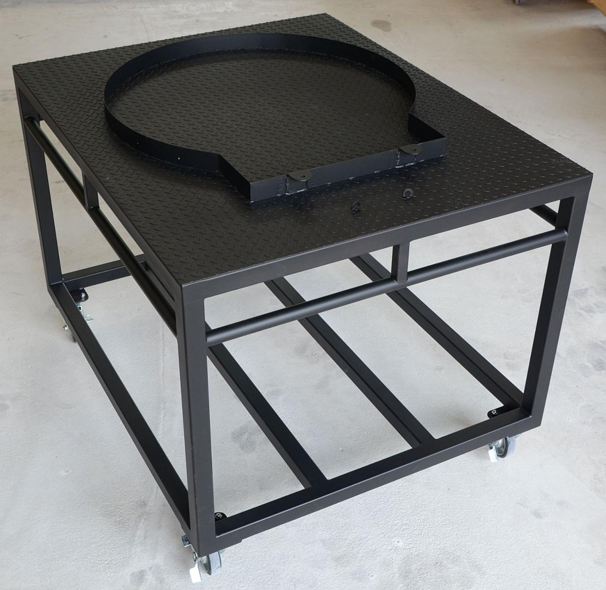 D700用専用オプション スチール製台座