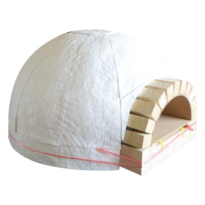 ドーム型ピザ窯 D700用 断熱ファイバー 一式 ピザ釜/耐火レンガ/自作/販売/お店 代引きできません
