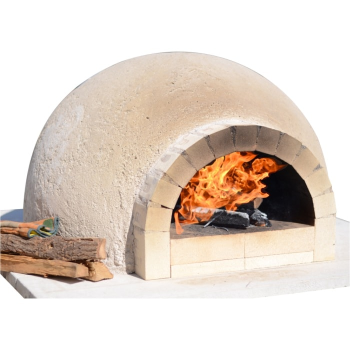 ピザ窯 ピザ窯キットD700 自分で作れる ドーム型ピザ窯ピザ窯DIY初心者大歓迎! はじめてでも積み木みたいに作れる 簡単作りやすい 食育 石窯 ピザ釜 耐火レンガ 自作 ピザ焼き