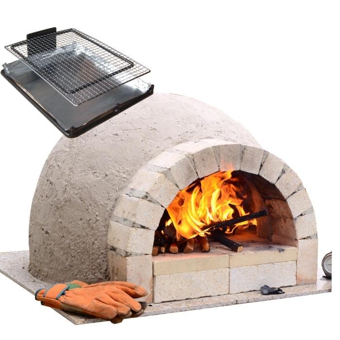 特集>+燻製棚付き ピザ焼き後のお楽しみ