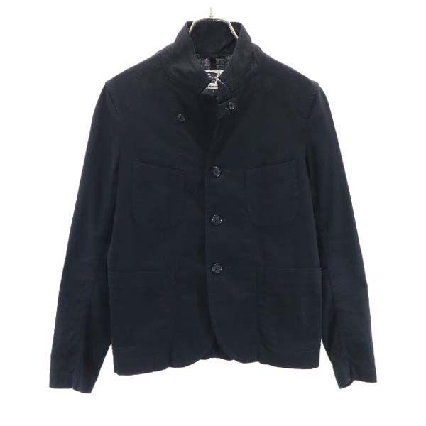 エンジニアードガーメンツ USA製 リネンミックス ジャケット 送料無料激安祭 1 メンズ 買取 中古 210301 Garments Engineered ブラック