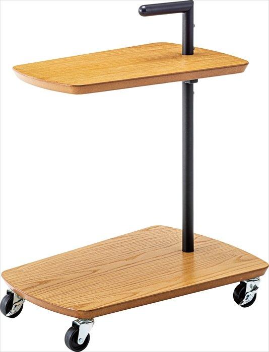 ワゴンサイドテーブル END-353