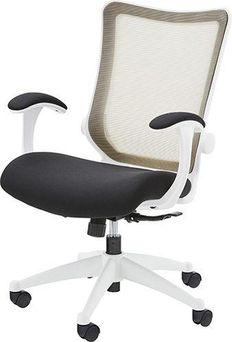 オフィスチェア OFC-20BE チェア メッシュ オフィスチェア 肘付き パソコンチェア 椅子 事務椅子 チェア オフィス