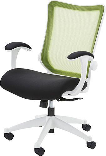 オフィスチェア OFC-20GR チェア メッシュ オフィスチェア 肘付き パソコンチェア 椅子 事務椅子 チェア オフィス