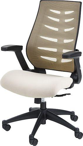 オフィスチェア OFC-21BE チェア メッシュ オフィスチェア 肘付き パソコンチェア 椅子 事務椅子 チェア オフィス