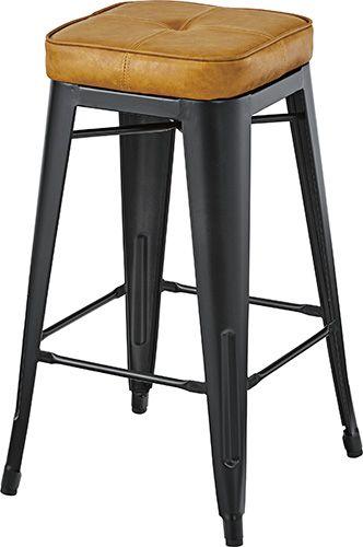 ハイスツール PC-252CA ダイニングチェア カウンターチェア いす イス 椅子 チェア スツールチェア シンプル おしゃれ 北欧 インダストリアル ブルックリン