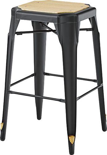 ハイスツール PC-461BK ダイニングチェア カウンターチェア いす イス 椅子 チェア スツールチェア シンプル おしゃれ 北欧 インダストリアル ブルックリン
