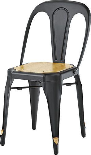 チェア PC-462BK ダイニングチェア スツール いす イス 椅子 チェア スツールチェア シンプル おしゃれ 北欧 インダストリアル ブルックリン