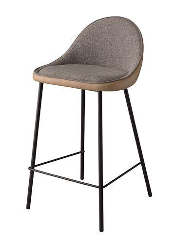 カウンターチェア TEC-42BE ダイニングチェア カウンターチェア いす イス 椅子 チェア スツールチェア シンプル おしゃれ 北欧 インダストリアル ブルックリン