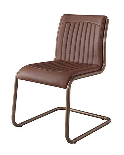 チェア TEC-50BR ダイニングチェア リビングチェア カフェチェア ミーティングチェア 椅子 イス 北欧