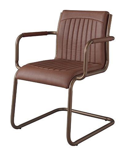 アームチェア TEC-51BR ダイニングチェア リビングチェア カフェチェア ミーティングチェア 木製 椅子 イス 北欧