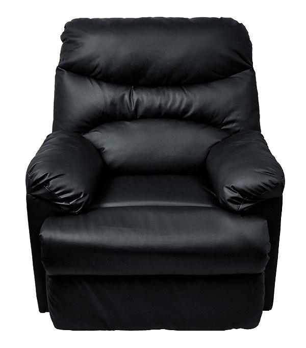 送料無料 リクライニングレザーソファ WZY-150 ソファ 座椅子 ロッキングチェア 寝具 インテリア リビング ダイニング リクライニング ボア