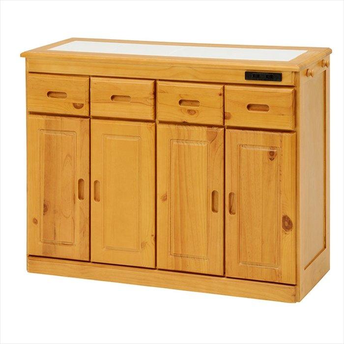 キッチンカウンター(ナチュラル) MUD-6522NA